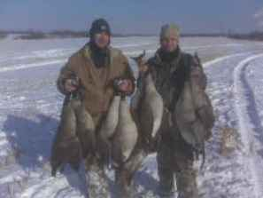 Waterfowl Hunting In Nebraska - 402-304-1192