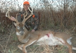 Whitetail Deer Hunting In Nebraska - 402-304-1192
