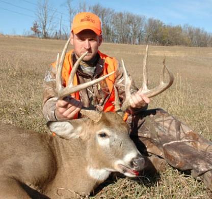 Whitetail Deer Hunting In Nebraska - 402-304-1192